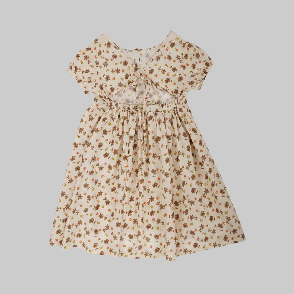 Joy  Dress Baby - Flowers - Dolores