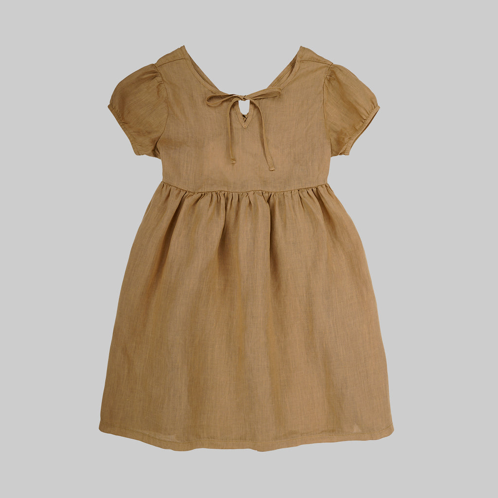 Joy  Dress Baby - Desert Tan