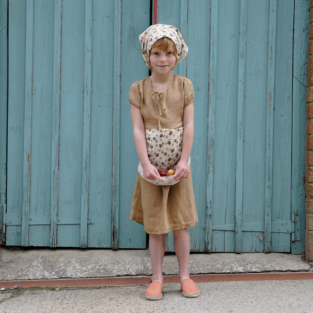 Joy  Dress Child - Desert Tan