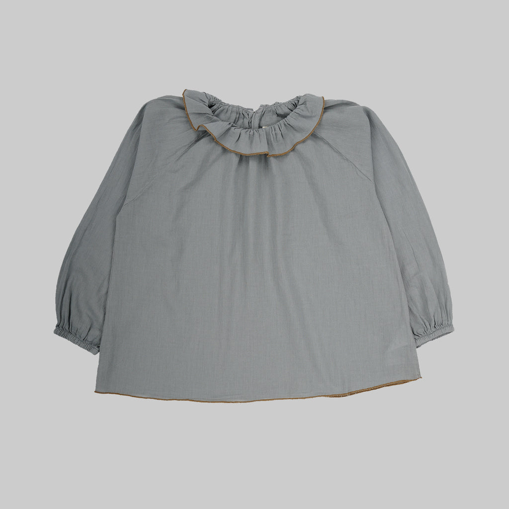 KARMA Blouse Child Cloud  Grey
