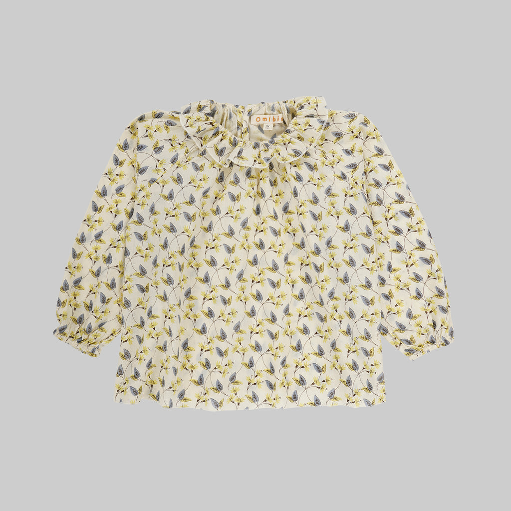 KARMA Blouse Child Bone Print