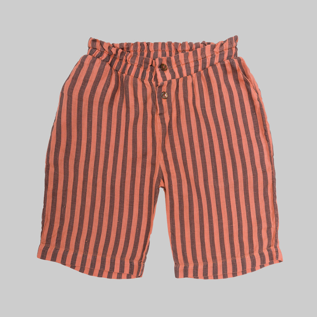 KAYA Shorts Baby Nectar Stripes