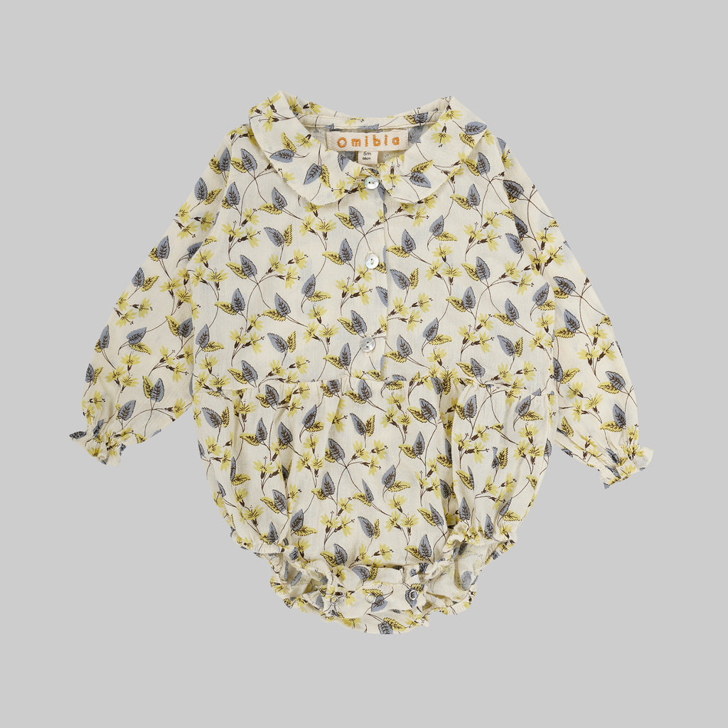 LAUREN Romper Bone Earth