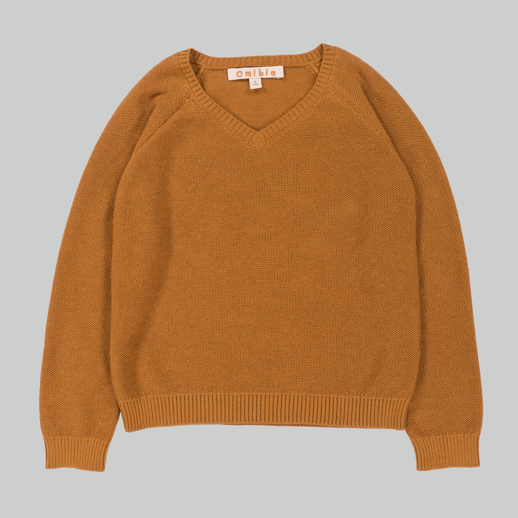 LAWSON Sweater Child Ocre