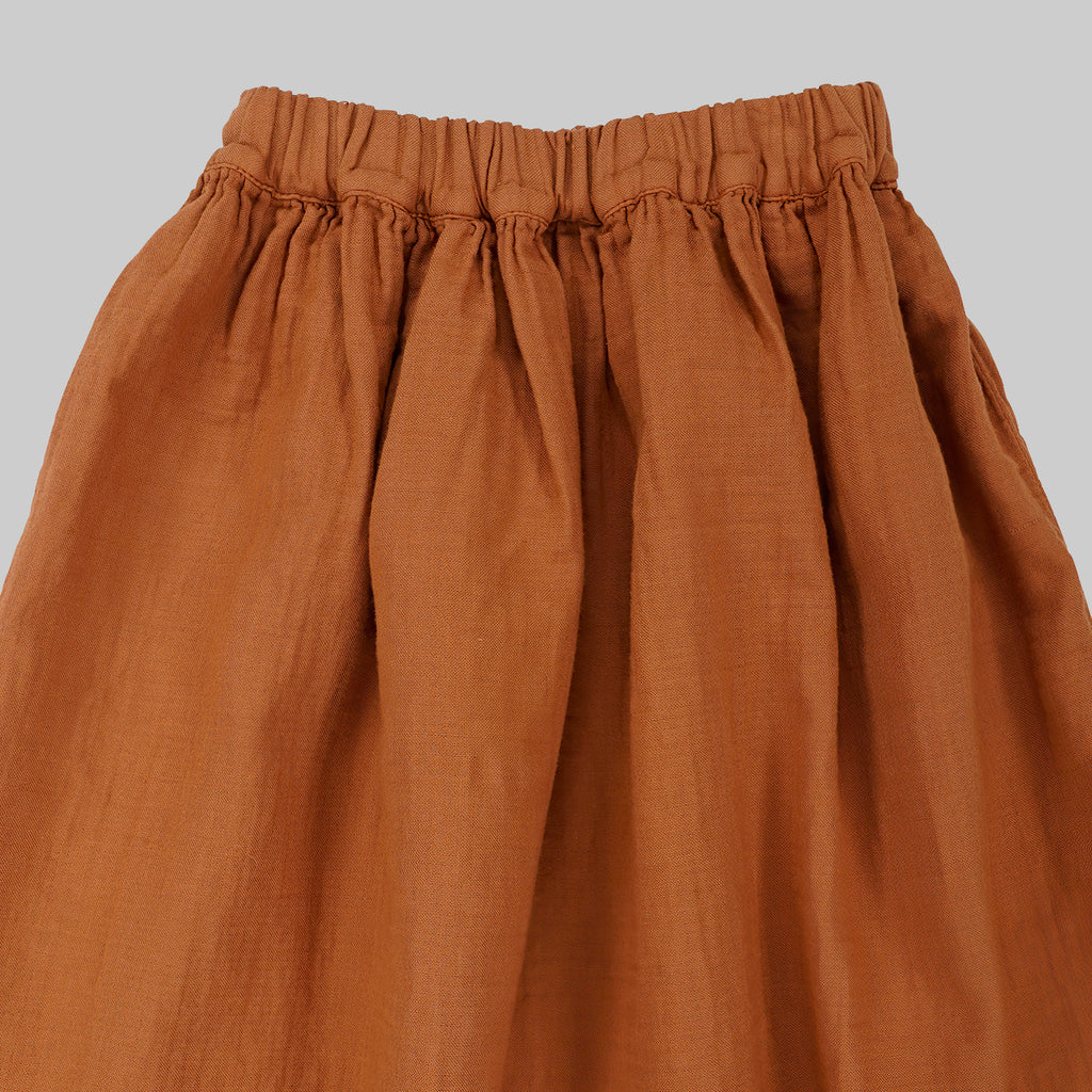 LAYA Skirt Rust
