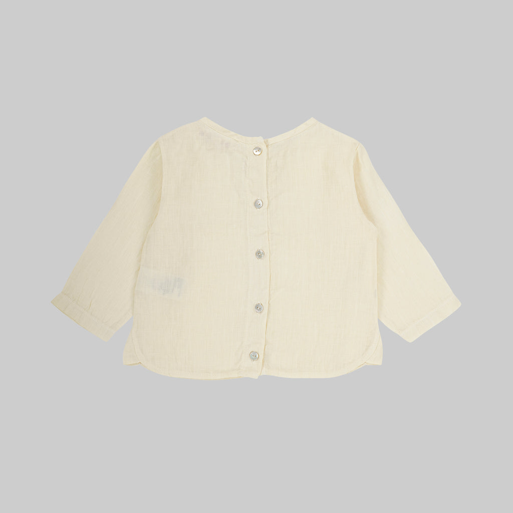 MAON Shirt Baby - Bone