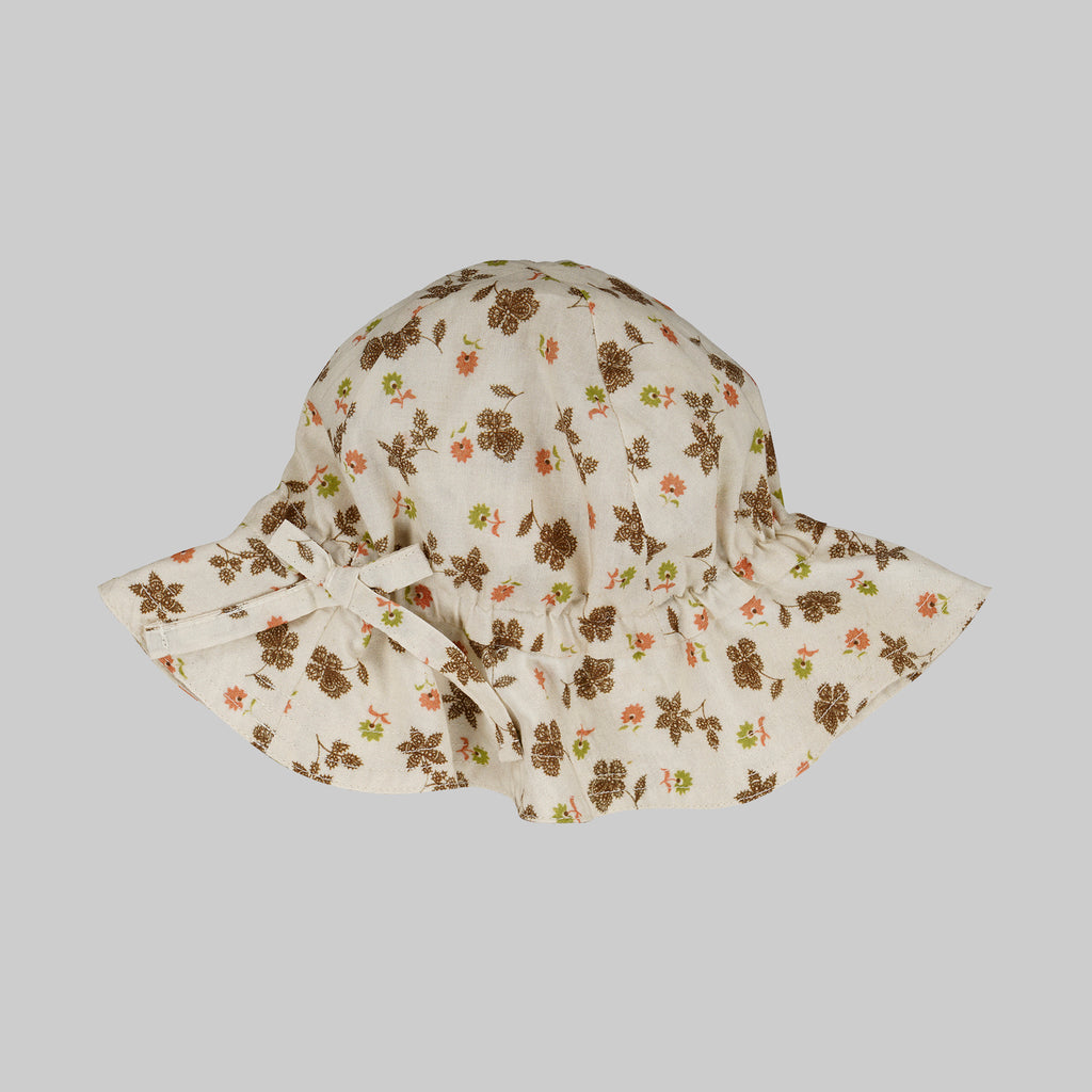 MAURIEL Hat Baby - Flowers - Dolores