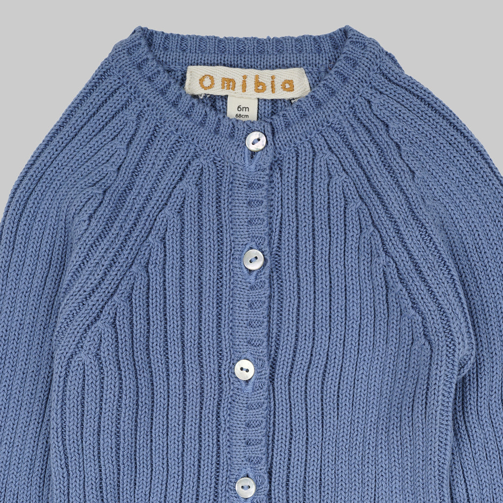 MONET Cardigan Baby Pastel Blue