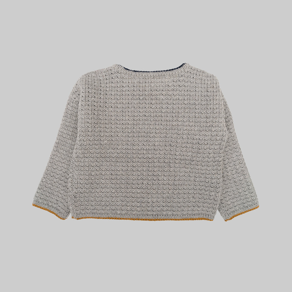 NOLAN Jumper Grey Baby