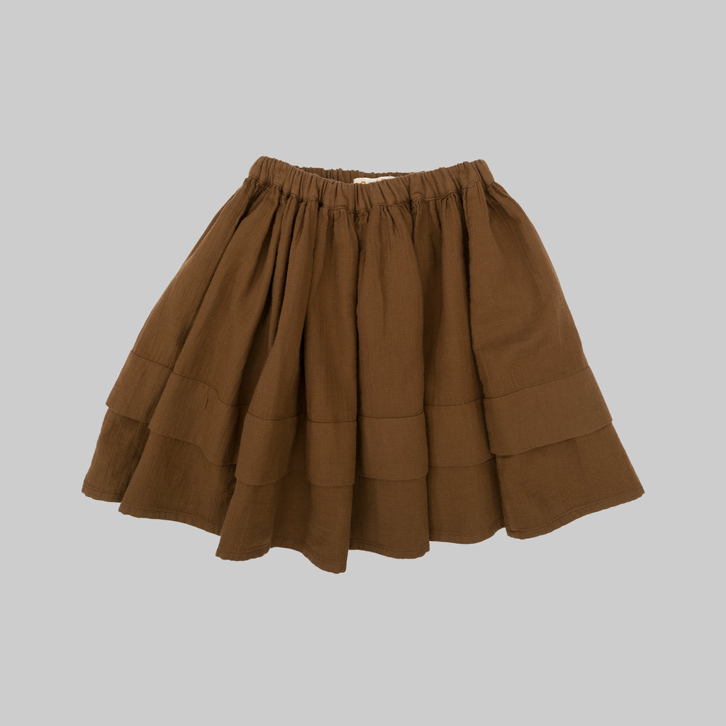 PETRA Skirt Walnut Child