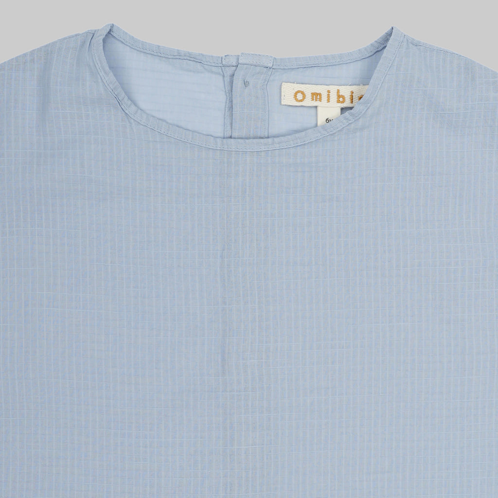 QI Top Child Ice Blue