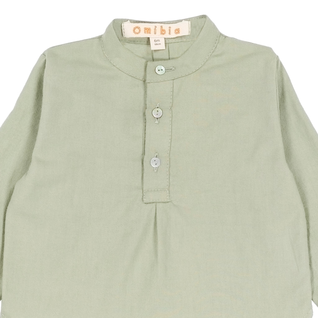 RUBEN Baby Shirt Green