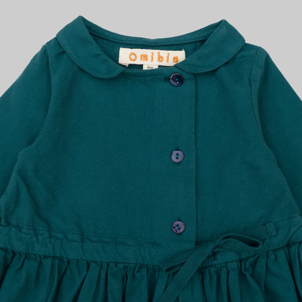 SEVERINA Dress Aqua Green Baby