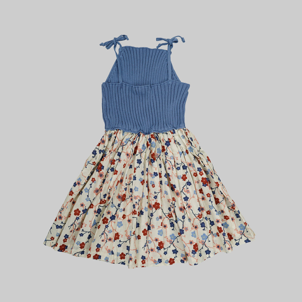 SEVILLE Dress Child Cherry