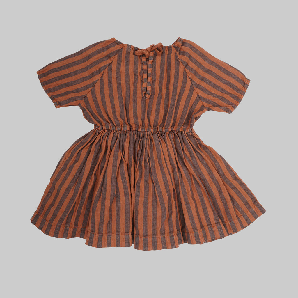 SIMA Dress Baby Nectar Stripes