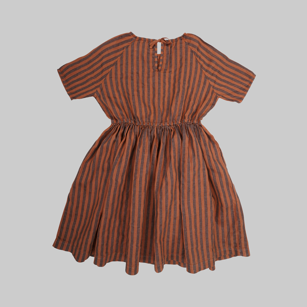 SIMA Dress Child Nectar Stripes