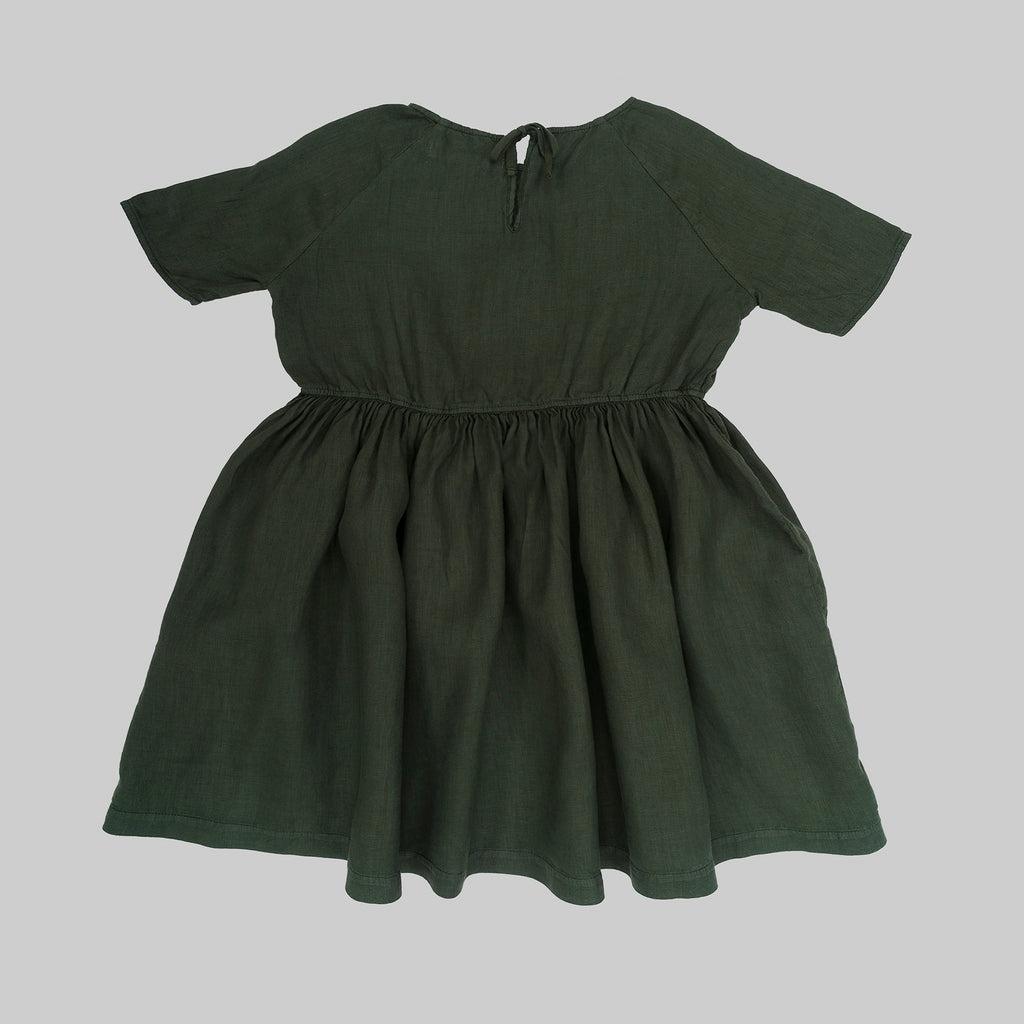 SIMA Dress Baby Seaweed