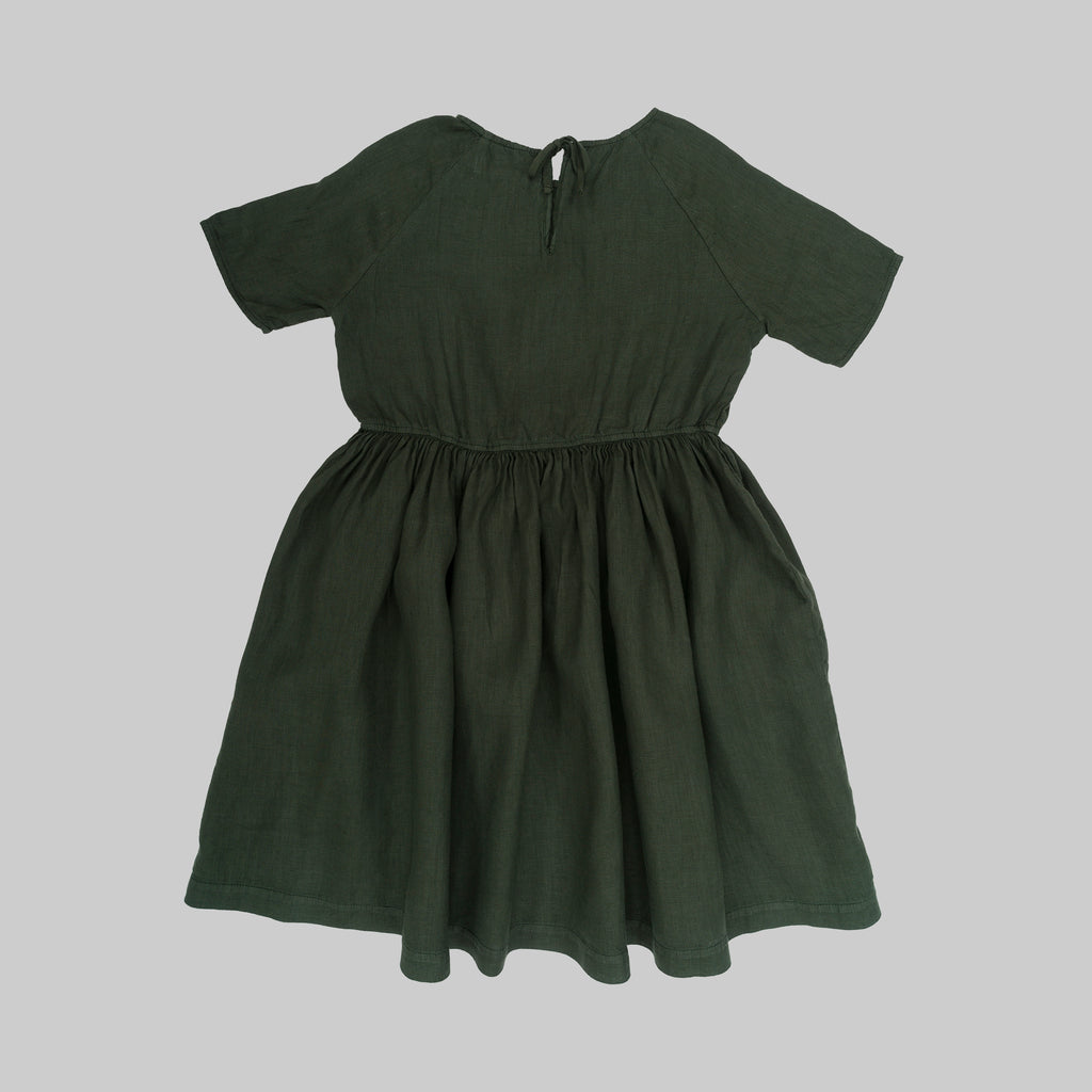SIMA Dress Child Seaweed