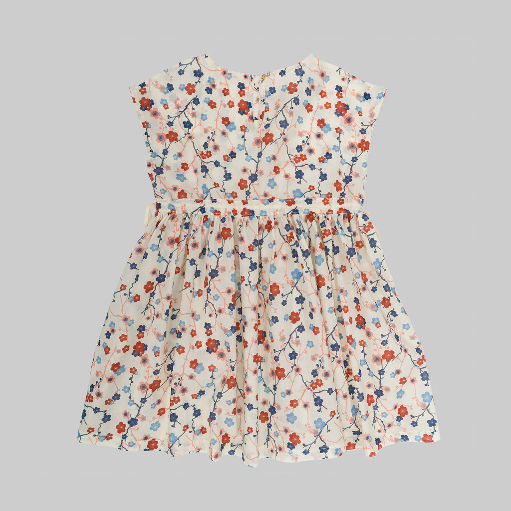TULIPA Dress Child Cherry Flower