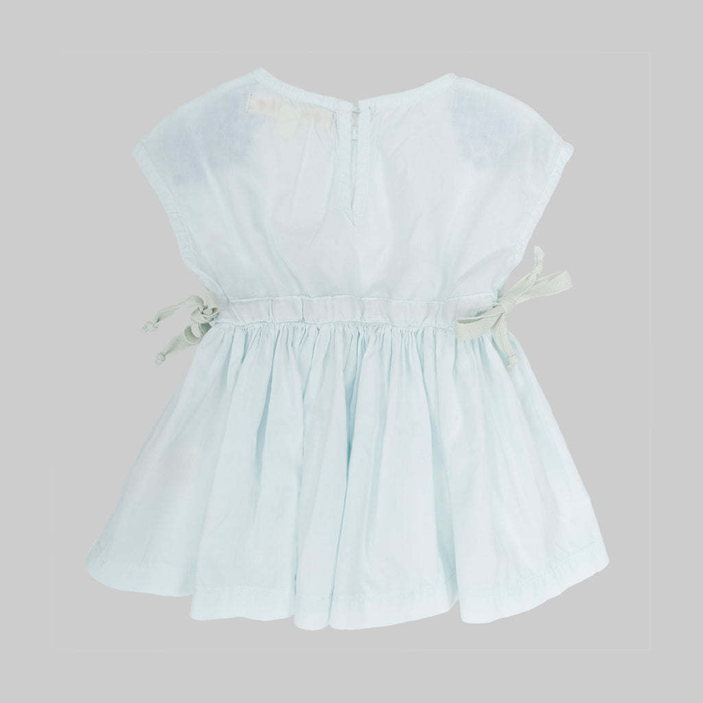 TULIPA Dress Baby Fresh Green