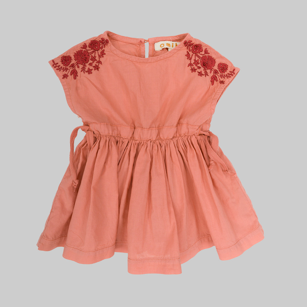TULIPA Dress Baby Nectar