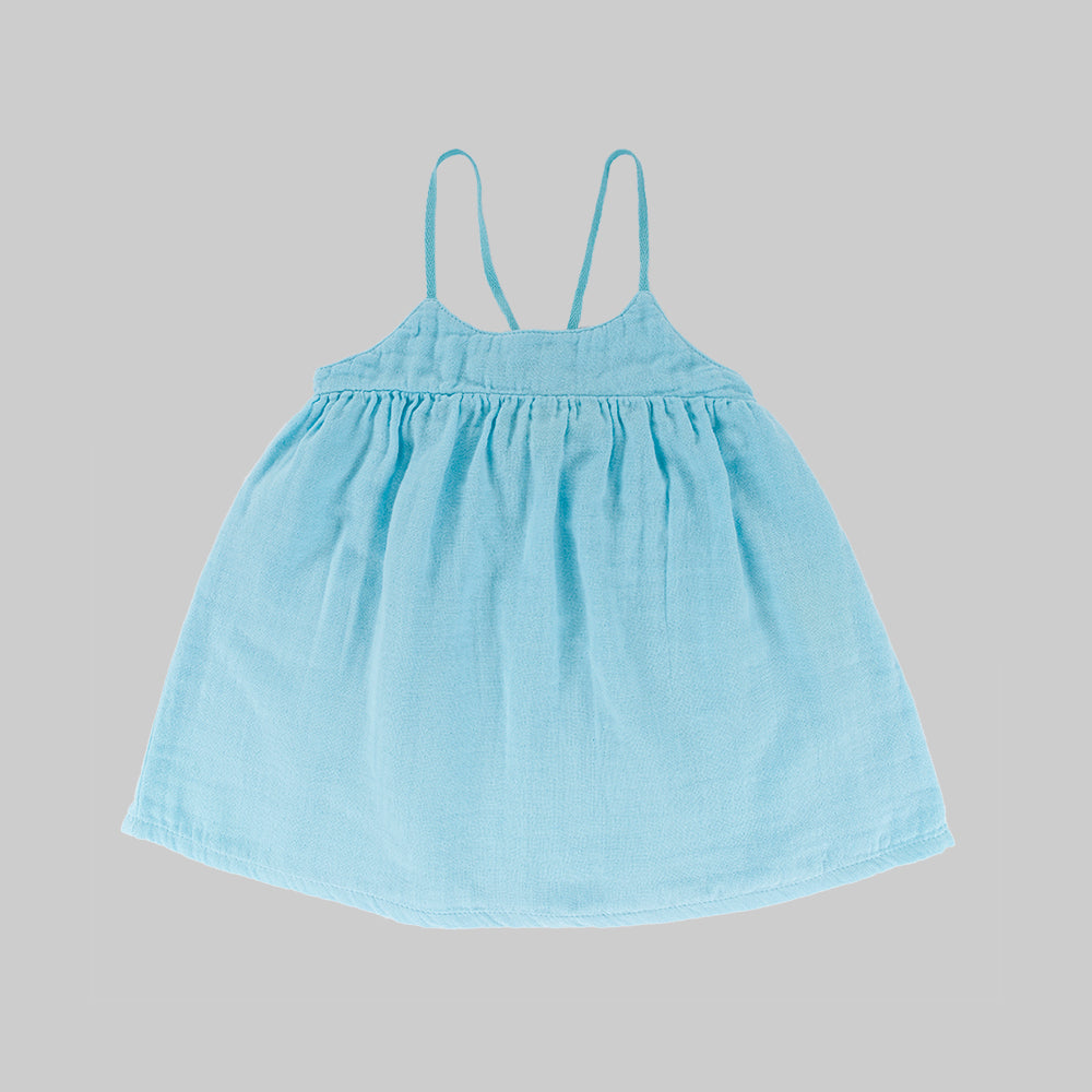 VIOLETA Dress Baby Sky Blue