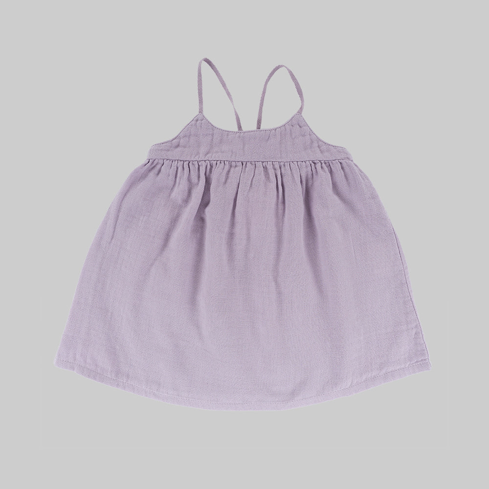 VIOLETA Dress Baby Thisle