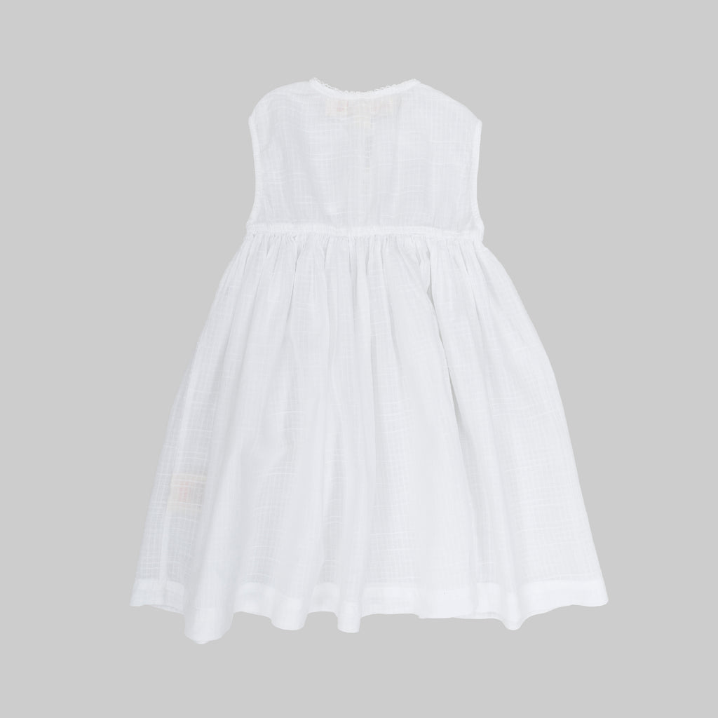 WELLA Dress Baby White