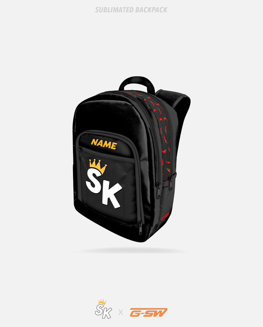 Spice King SK Backpack - GSW Team Collection 2020-2021