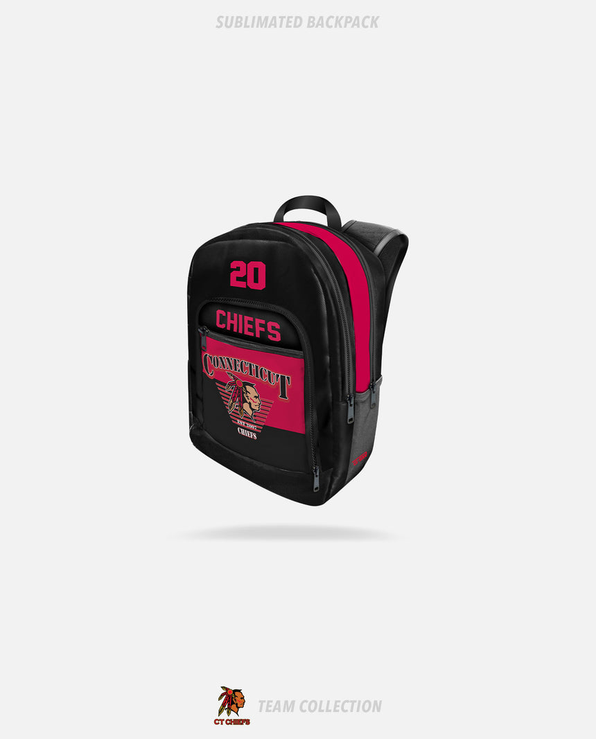 CT Chiefs Sublimated Backpack - GSW Team Collection