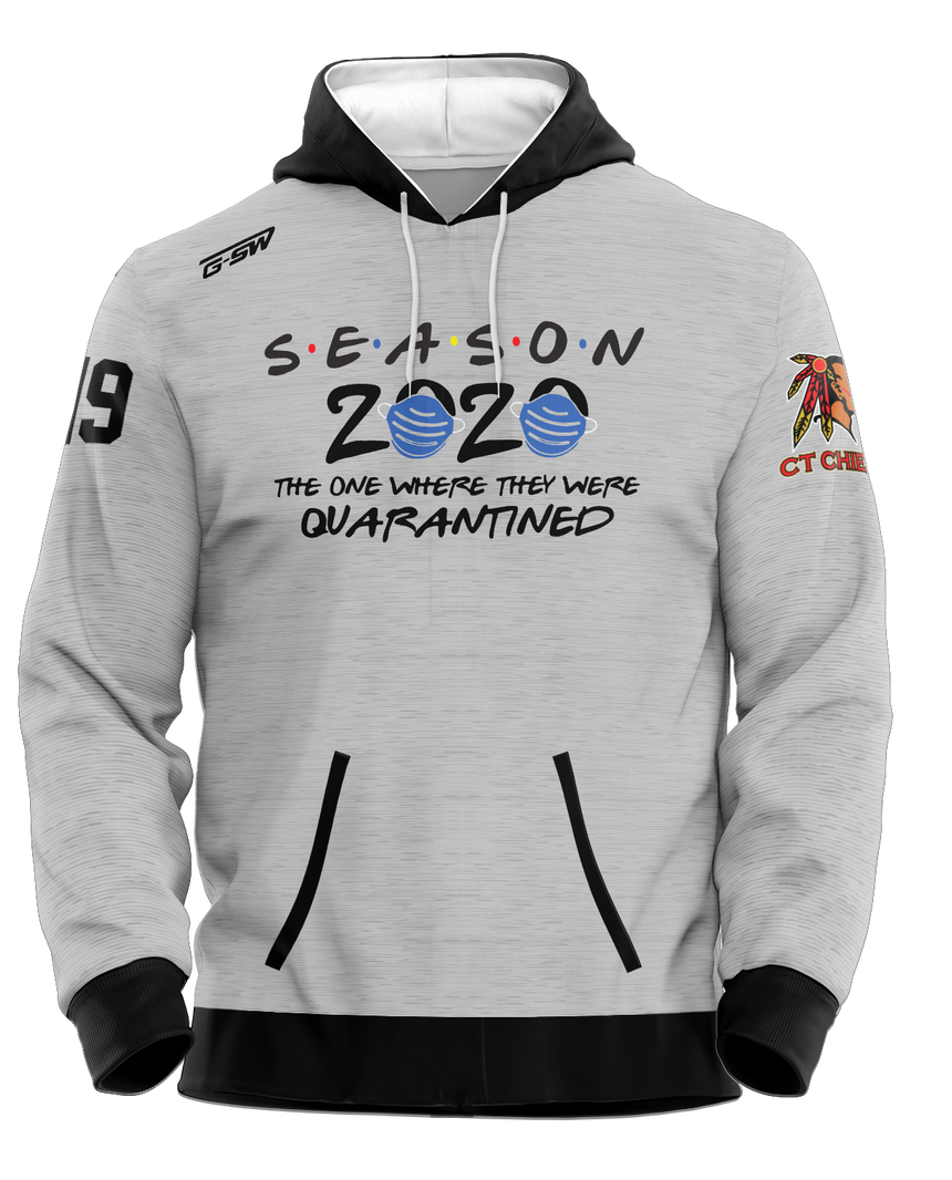CT Chiefs Hoodie - GSW Team Collection 2020-2021