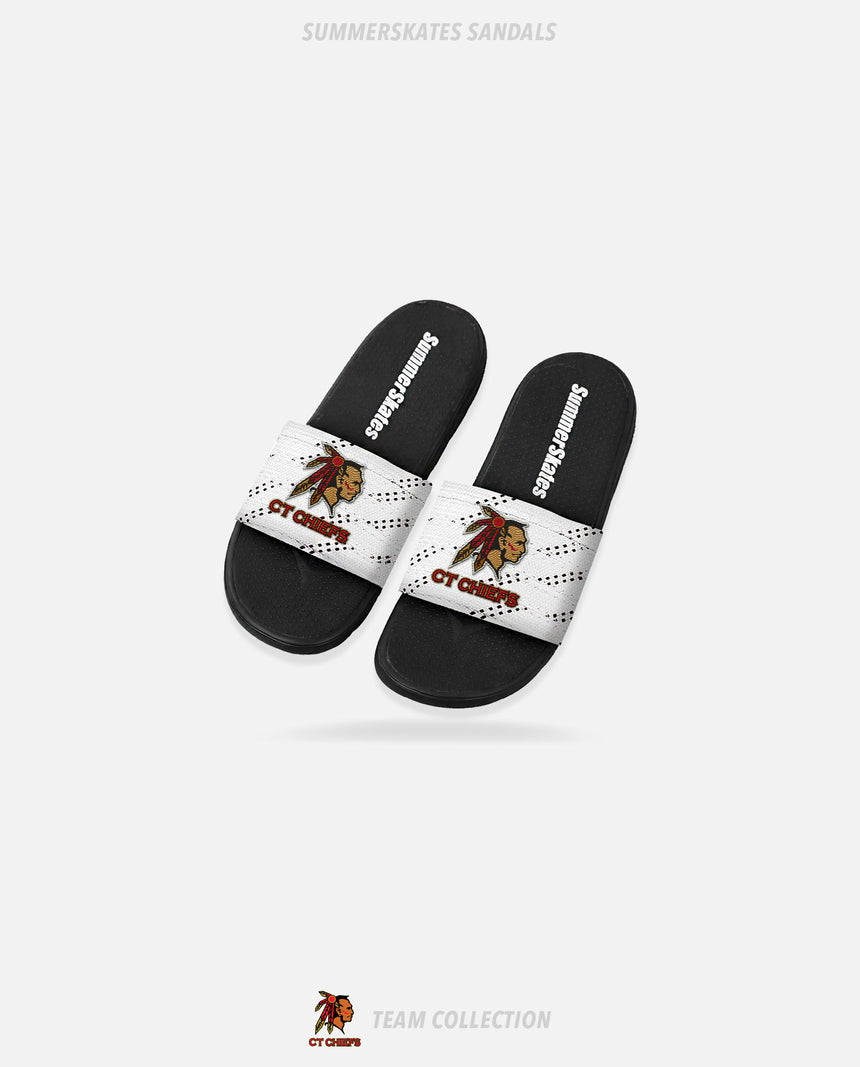 CT Chiefs SummerSkates Sandal - GSW Team Collection