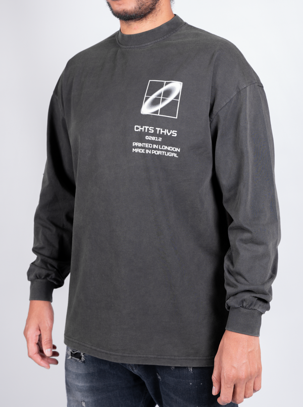 Particles Long Sleeve Shirt