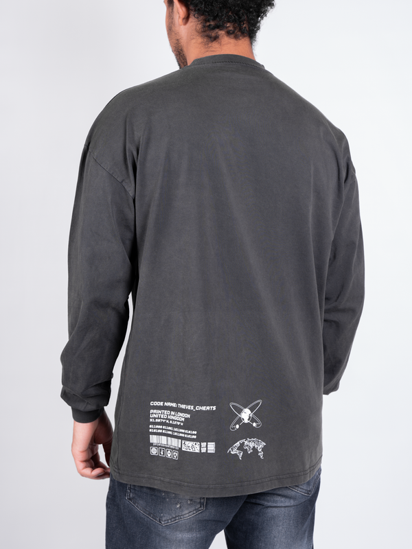 Navigation Long Sleeve Shirt