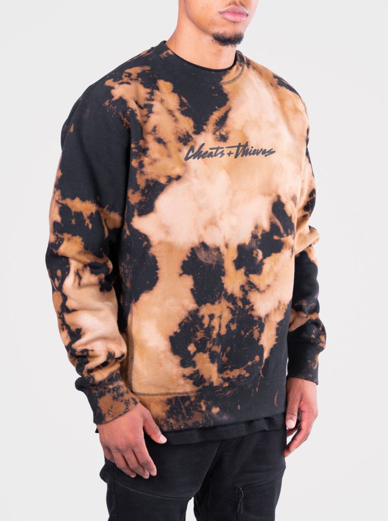 Acid Wash Signature Sweat