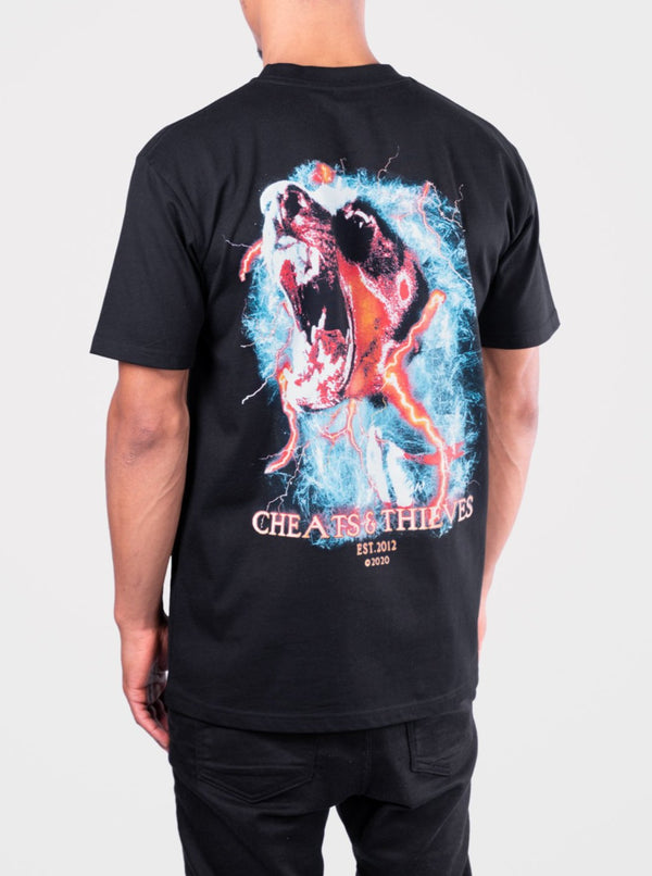 Unleashed T-Shirt - Black