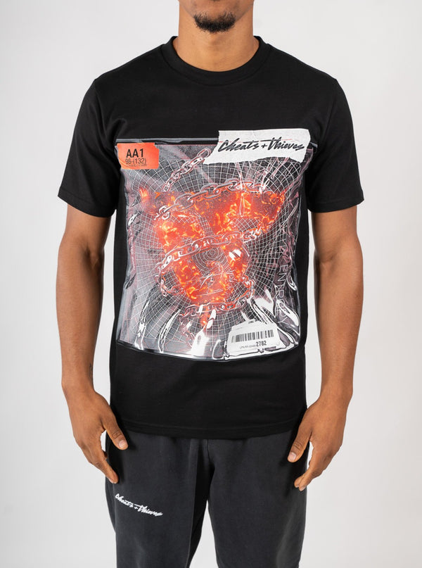 Lava T Shirt - Black