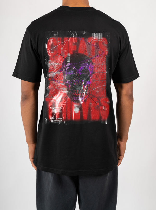 Armageddon T-shirt - black