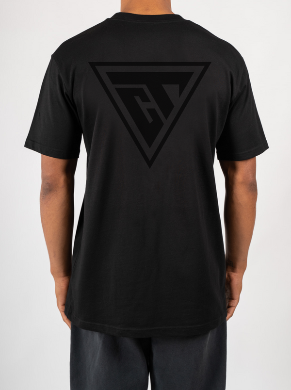 Signature Logo T-Shirt - Black