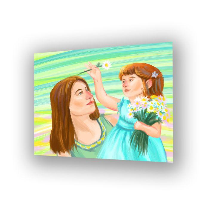 Diamond Painting Mother's Day