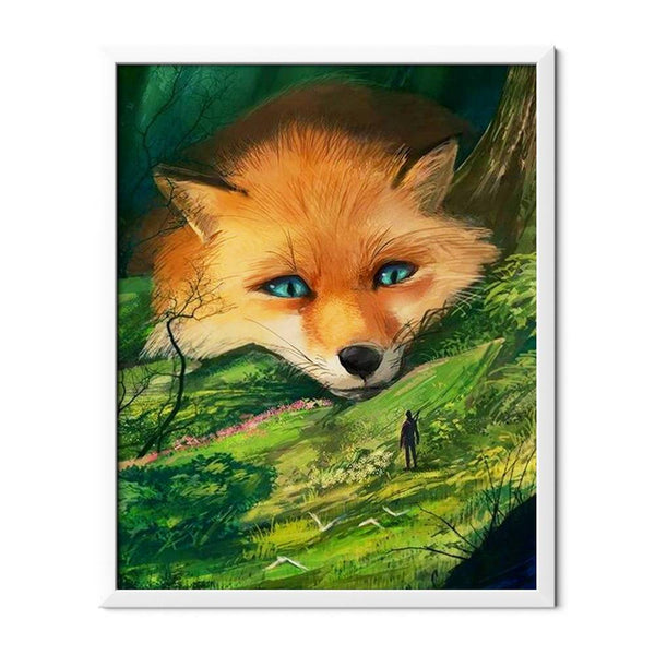 Fantasy Fox Diamond Painting - 1