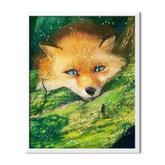 Diamond Painting Fantasy Fox