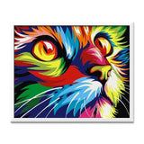Colorful Cat Diamond Painting - 2