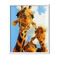 Curious Giraffes Diamond Painting - 1