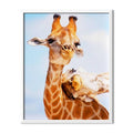Cute Giraffes Diamond Painting - 1