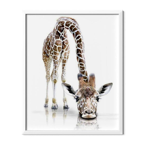 Fantasy Giraffe Diamond Painting - 1