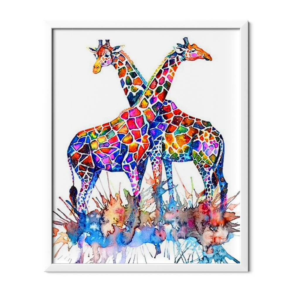 Giraffe Art Diamond Painting - 1