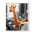Traveling Giraffe Diamond Painting - 1