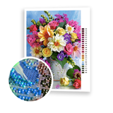 Diamond Painting Summer bouquet