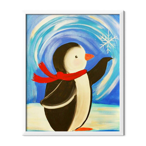 Little Penguin Diamond Painting - 1